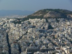 153 Athenes Lycabettus Hill view from