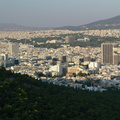158 Athenes Lycabettus Hill view from